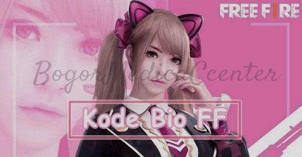 kode bio ff