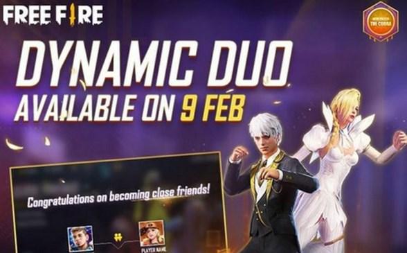 Dynamic Duo FF Advance Server